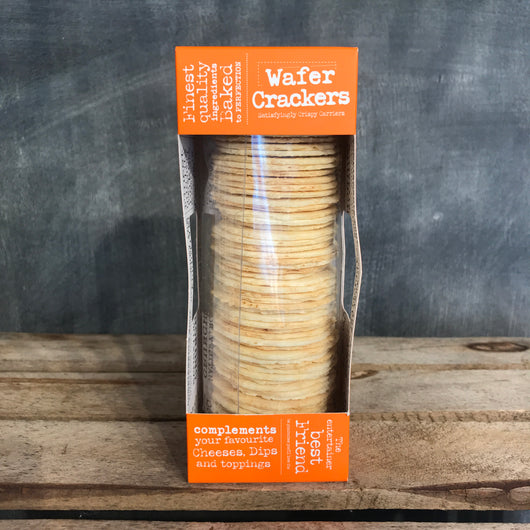 Olina's Bakehouse | Sesame Wafer Crackers