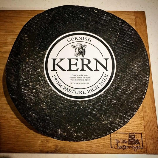 Kern | British Artisan Hard Cheese | Lynher Dairies Cornwall