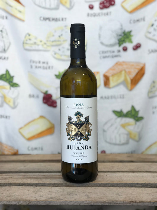 White Rioja Bujanda Joven | White wine | Spain