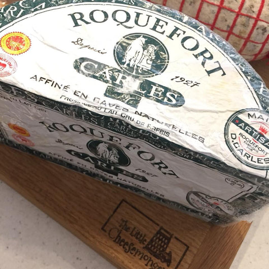 Roquefort | French Ewe's Milk Blue Cheese | Unpasteurised