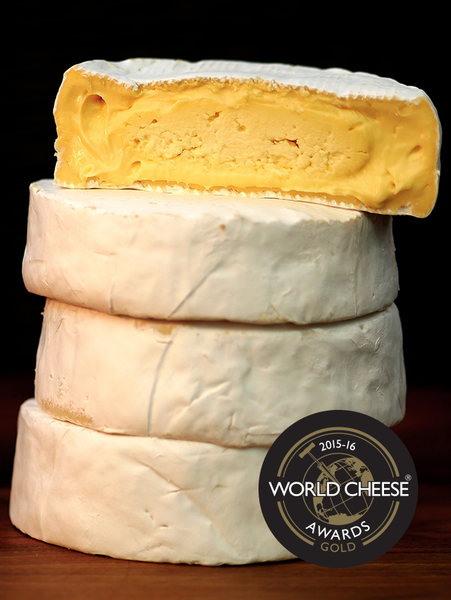 Waterloo | British Soft Cheese | Unpasteurised