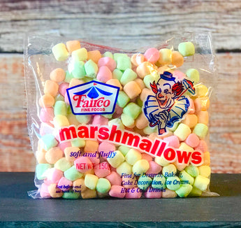 Fairco Marshmallows 150g | Vintage Style American Marshmallows