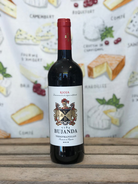 Rioja Bujanda Joven Red wine Spain