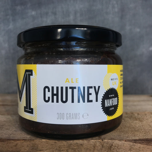 Man Food Ale Chutney – 300g