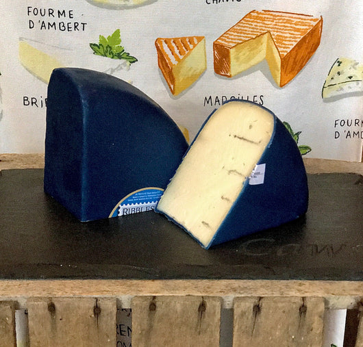 Ribblesdale Blue | British Blue Goat's Cheese