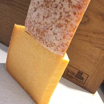 Mrs Appleby's Cheshire | British Hard Cheese | Unpasteurised