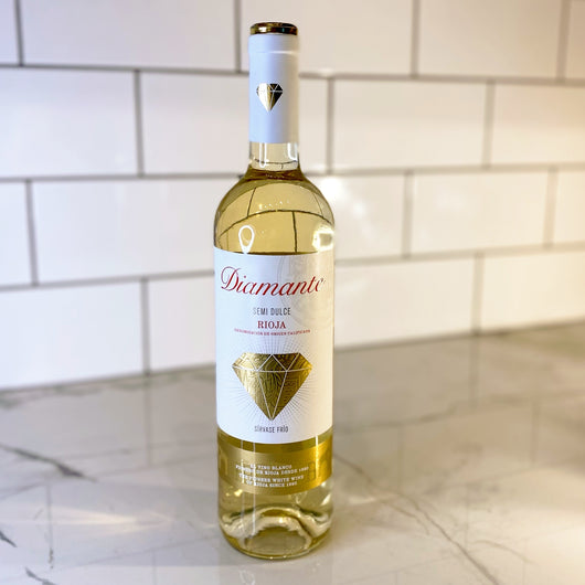 Diamante Rioja Semi Dulce | White Wine | Rioja DOC | Spain