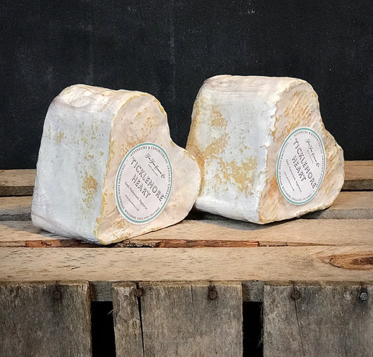 Ticklemore Heart | Goats Cheese Heart 300g
