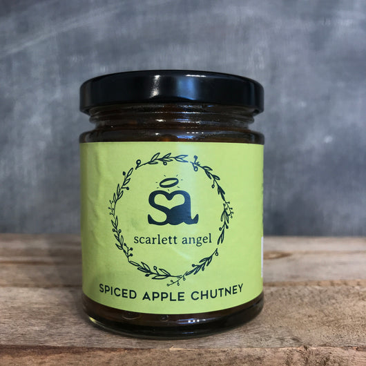 Scarlett Angel Apple Chutney | Wales