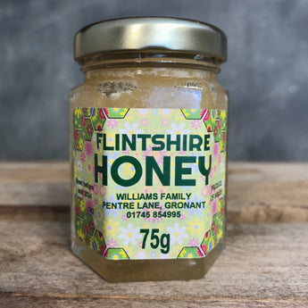 Flintshire Honey | Local Welsh Honey | Gronant