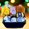 Small Christmas Cheese Hamper
