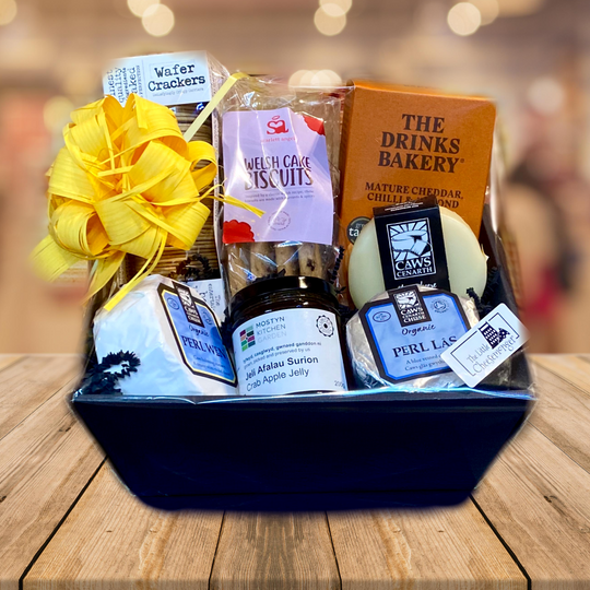 Small Cheese Hamper Cheese Gift Hamper