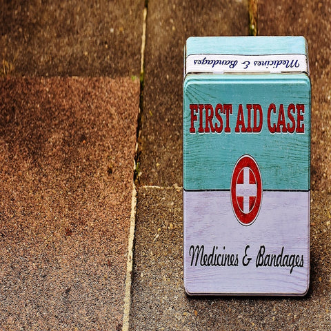 Essential Oils First Aid