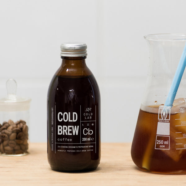 Cold Brew Coffee (200 ml)