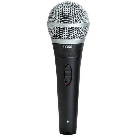 Shop and buy the Shure PGA58 Microphone for vocals at wholesale