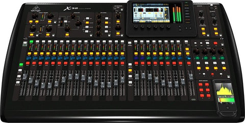 Audio - Behringer X32 Digital Mixing Console