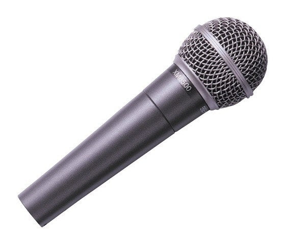 Audio - Behringer XM8500 Dynamic Vocal Microphone