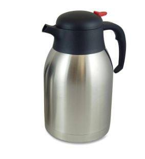 Brushed Stainless Steel Carafe For Sale Online
