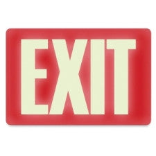 Buy Glowing Emergency Exit Signs At Our Store Today
