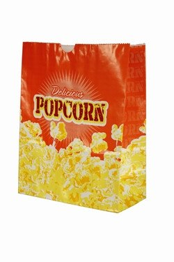 Concessions - Case Of 100, 5 Ounce Butter Popcorn Bags