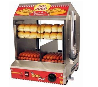 Concessions - Professional Series Hot Dog Steamer