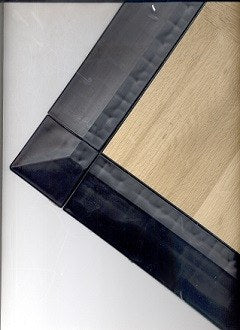 Dance Flooring - Replacement Edging Piece (Black Edging Only)