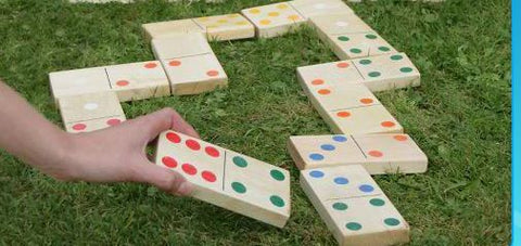 Giant Games - Giant Dominoes For Sale