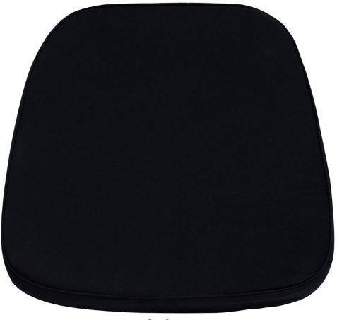 shop black chiavari chair cushions for sale online at wholesale prices