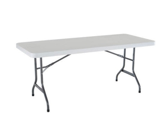 shop eight foot plastic tables for sale online at wholesale prices