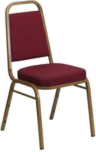Tables & Chairs - Standard Stackable Banquet Chair