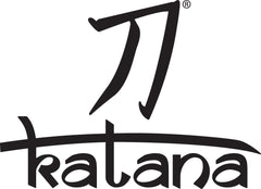 katana billiards logo - absolute cues