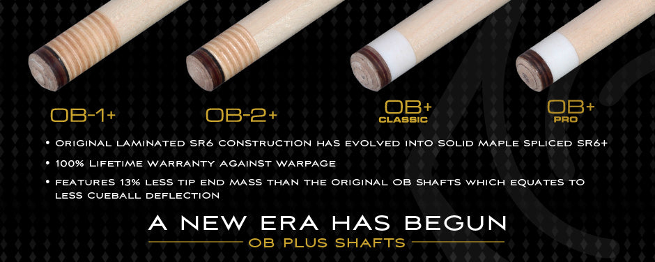 ob cues plus shafts - absolute cues
