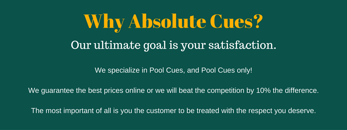 why buy from us - absolute cues