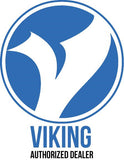 viking authorized dealer logo - absolute cues