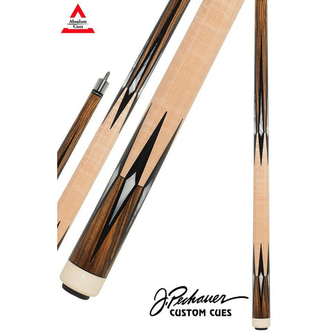 Pechauer Pool Cues - Pro Series G - P11-G - Professional Pool Cue - absolute cues