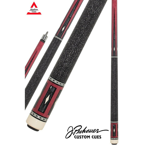 Pechauer Pool Cues - Pro Series G - P16-G - Professional Pool Cue - absolute cues