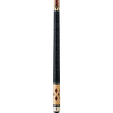 Griffin Pool Cue - GR11 - Brown and Multi Color Diamonds - W/Wrap - absolute cues