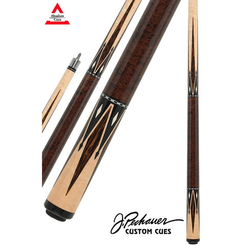 Pechauer Pool Cues - Pro Series G - P17-G - Professional Pool Cue - absolute cues