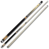 Cuetec Pool Cues - 13-99450 - Natural Series - Black 4 Prong - absolute cues