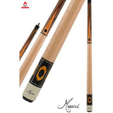Meucci Pool Cues - Meucci All Natural Wood - Series 2 - absolute cues