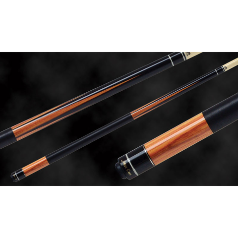 MEZZ Cues - CP-13SW Series - CP-13SW/T - WX700 Shaft, Wavy Joint - absolute cues