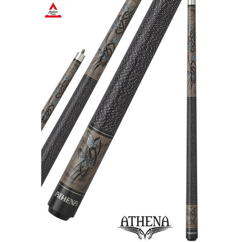 Athena Pool Cues - Ladies Cue - ATH34 - White, Pink, Tribal Key - absolute cues
