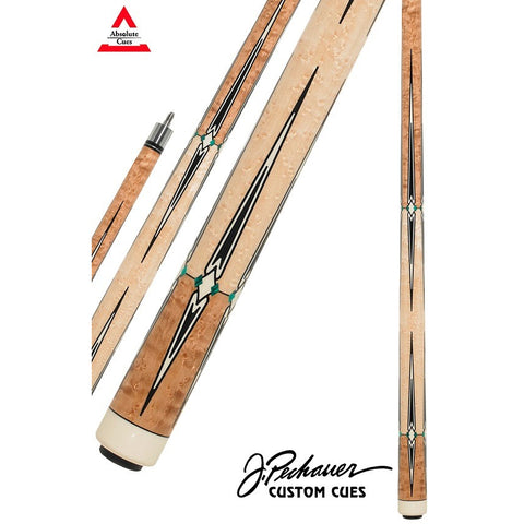 Pechauer Pool Cues - Pro Series G - P22-GC - Crown Jewels - absolute cues