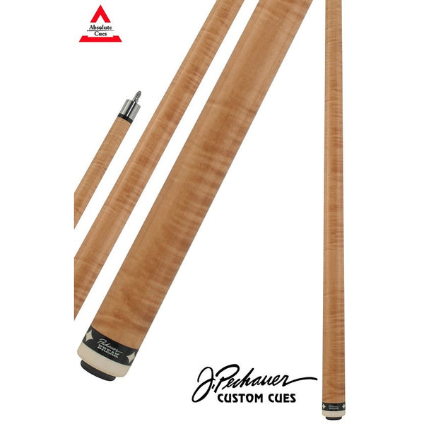 Pechauer Break Pool Cues - Break Cue - Break Natural Stain - absolute cues