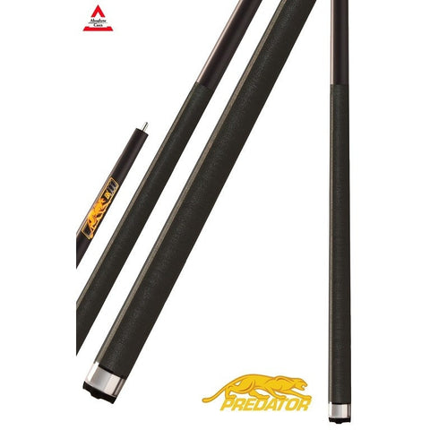 Predator Pool Cues - Break Pool Cues - BK3LW - Black Linen Wrap - absolute cues