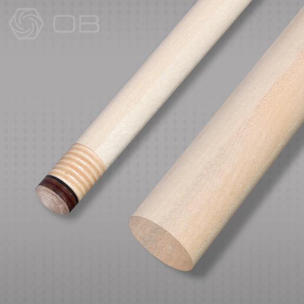 OB-1 PLUS SHAFTS - QUIET HIT - 12.75MM - LAMINATED MAPLE FERRULE
