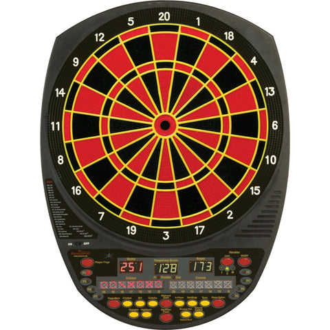 Arachnid Interactive 3000 30-E120H Electronic Dart Board - absolute cues
