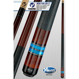 Viking Pool Cue A301 - Coffee Stains - ViKORE Shaft & Wrap - absolute cues