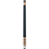 Lucasi Pool Cue - Custom Series - LZ2004NB - Maple with Blue Inlays - absolute cues