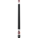 Athena Pool Cues - Ladies Cue - ATH38 - Pink, Purple, Heartburn - absolute cues